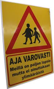 lapsi-varoitus