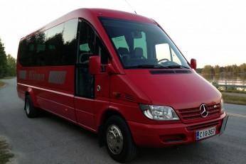 Minibussi CIG-357