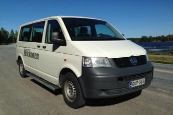 Minibussi GKP-363